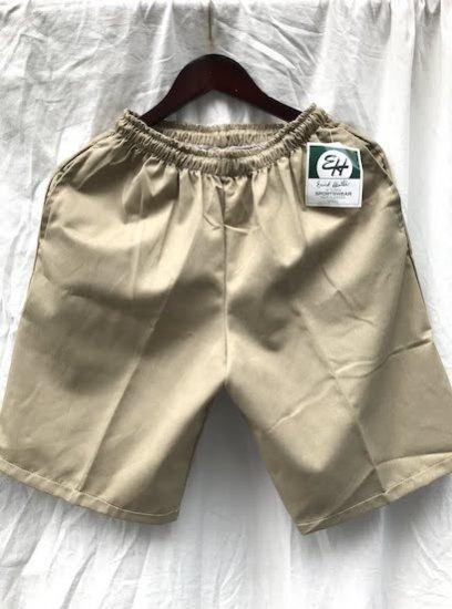 Erick Hunter Twill JAM Shorts Made in U.S.A Khaki