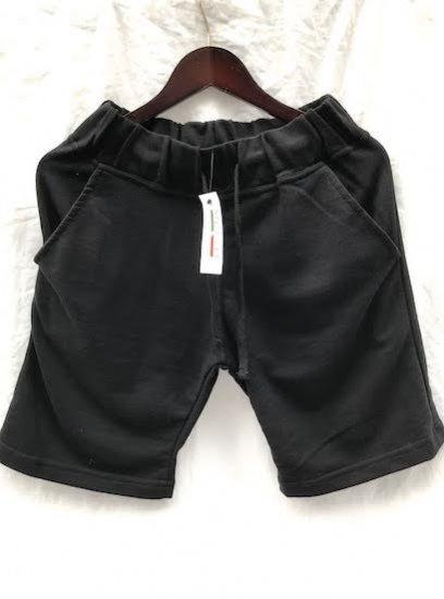 VESTI Sweat Shorts Made in Italy Black