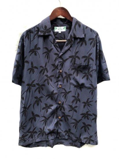 TWO PALMS Short Sleeve Hawaiian Shirts