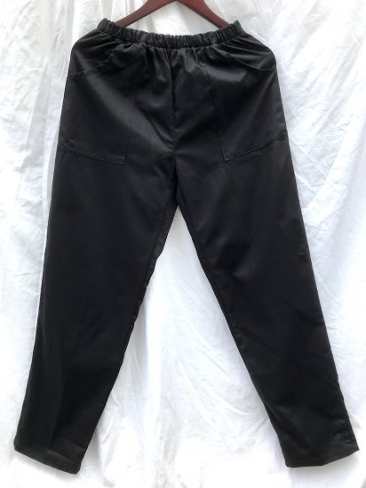 Massaua Made in Italy Easy Pants Black