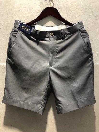 Ralph Lauren Stretch Shorts Grey