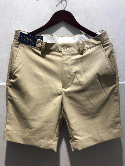 Ralph Lauren Stretch Shorts Khaki