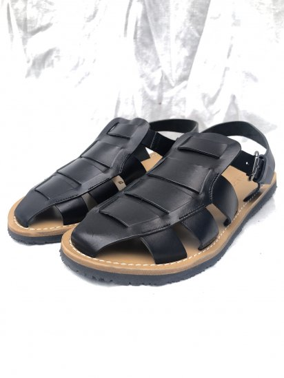 BRADOR Grukha Leather Sandal