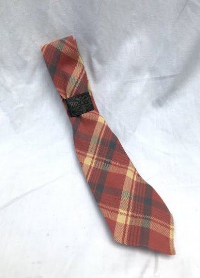 RRL NECK TIE Made in Italy