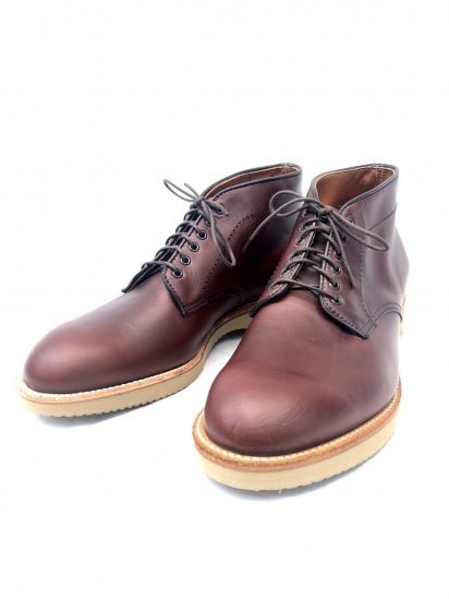 Alden 6 Eyelet Chukka Boots Made in U.S.A