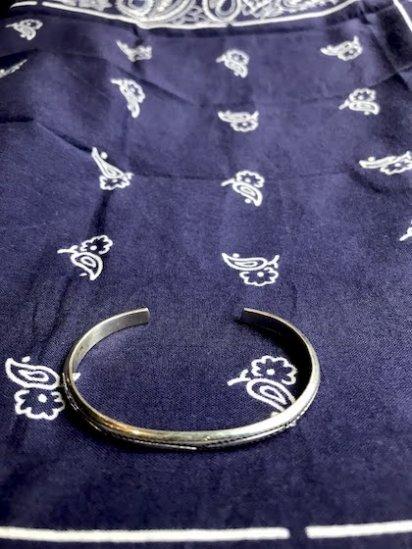 Navajo Tribe Sterling Silver Bracelet/N