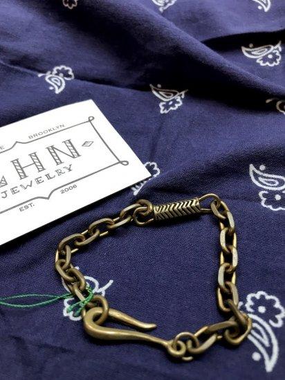 LHN Jewelry Hiapo Chain Bracelet Hand Made in BROOKLYN N.Y