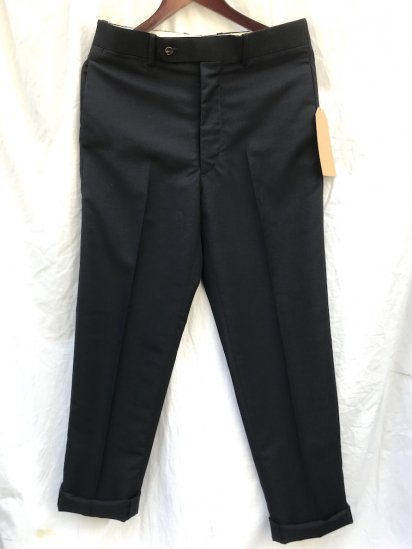 RICHFIELD Wool×Mohair Straight Trousers