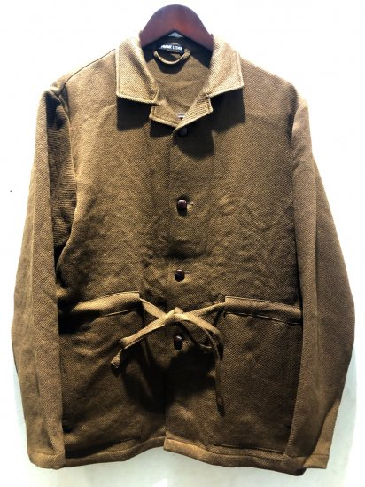 2020 A/W FRANK LEDER SHIRTS JACKET WITH DREWSTRING Made in Germany