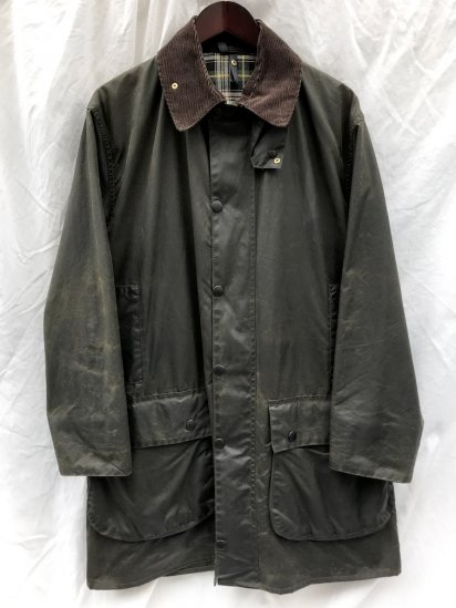 """3 Crest Vintage Barbour """"Border"""" MADE IN ENGLAND Mint Condition!"""