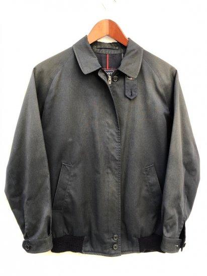 80-90's Vintage Burberrys' Harrington Jacket Made in England Navy