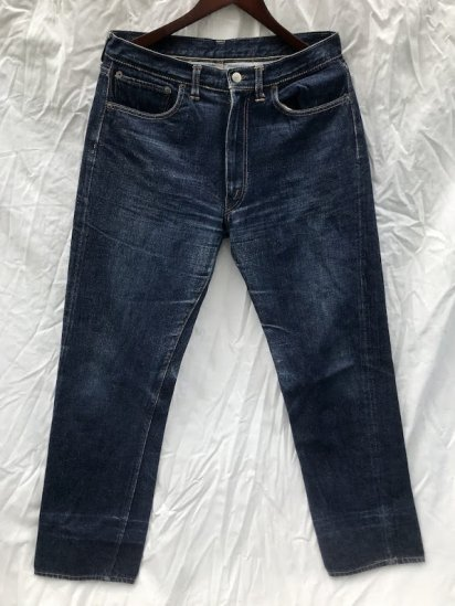 """60's Vintage LEVI'S 502 Big-E """"16 button """" MADE IN U.S.A"""