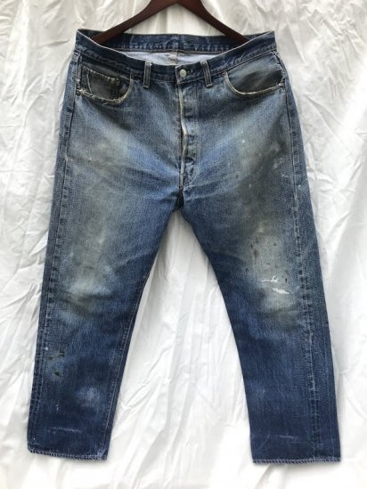 70's Vintage LEVI'S 501 66前期 MADE IN U.S.A