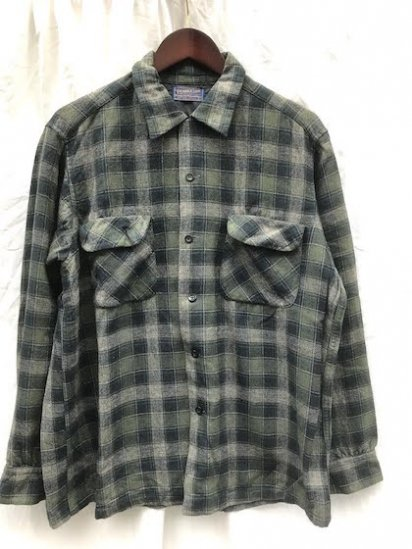 50's〜 Vintage Pendleton Board Shirts MADE IN U.S.A