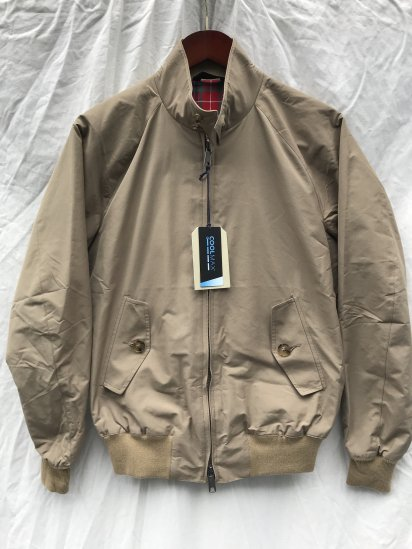 Baracuta G-9 Harrington Jacket