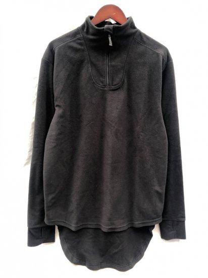 Dead Stock British Army PCS Half Zip Thermal Fleece Shirts