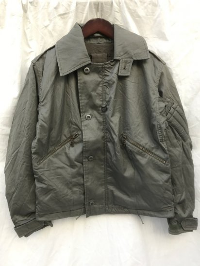 00's Vintage RAF (Royal Air Force) MK3 Cold Weather Jacket  SIZE 5 Mint-Good Condition /2
