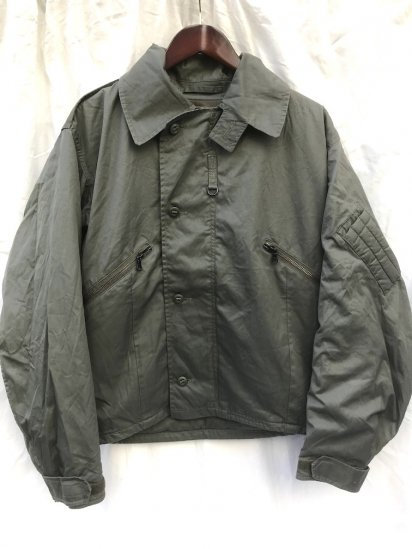 00's Vintage RAF (Royal Air Force) MK3 Cold Weather Jacket  SIZE 7 Good Condition /5