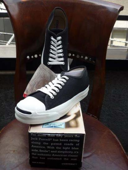 Converse JACK PURCELL USA DEAD STOCK