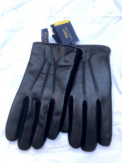 Ralph Lauren  Sheep Leather x Thinsulate Glove /2