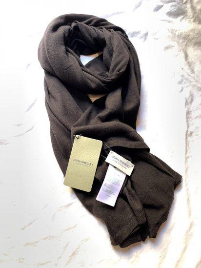 John Smedley Merino Wool 30 Gauge Scarf
