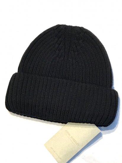 John Smedley Merino Wool 7 Gauge KNIT CAP
