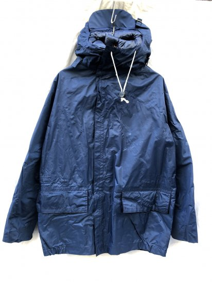 70-80's Vintage Royal Navy Foul Weather Jacket MK3 Good Condition