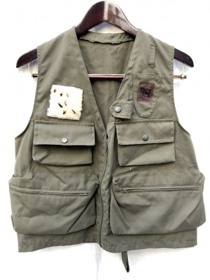 Vintage House of Hardy Fishing Vest Made in England