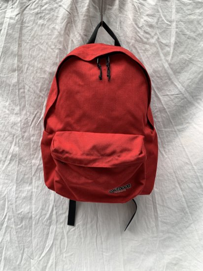 90s Old Outdoor Back Pack Made In USA