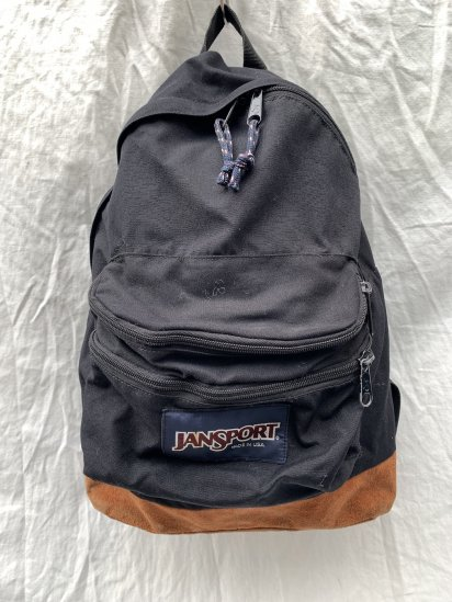 80s~90s Old JANSPORT Day Pack Made In USA
