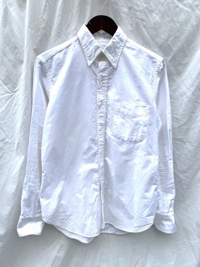Used BLACK FLEECE BY Brooks Brothers Oxford Shirts Made in USA