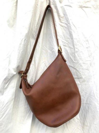 Vintage Old COACH Leather Bag