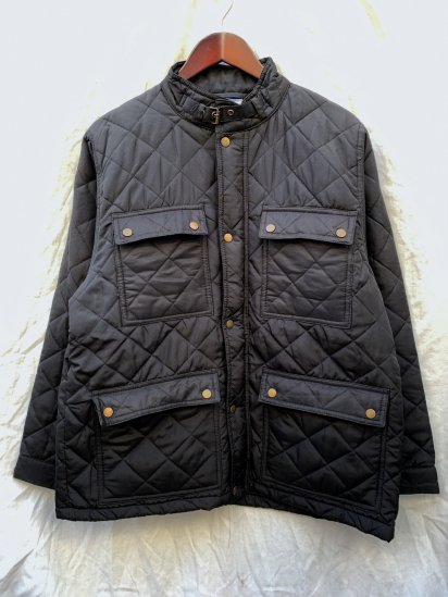 Hawk & Shackleton London Quilted Jacket