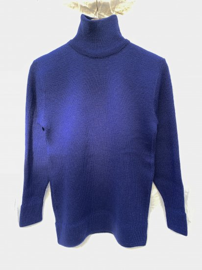 80's Dead stock Marine Nationale Turtle Neck By REMPLOY Made in England