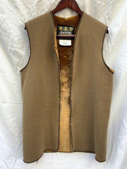 3 Crest Vintage Barbour Pile Lining for Border & Gamefair (SIZE : 36) / 1