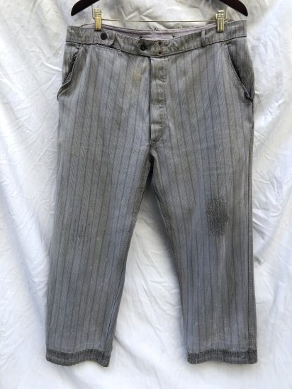 ~50's Vintage French Farmer Pants