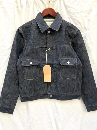 Richfield JJ-1 Denim Jacket Made in JAPAN