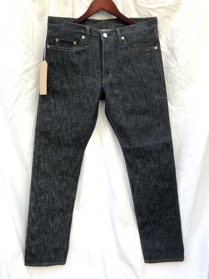 RICHFIELD J-1 13.5oz Zimbabwean Cotton Made in JAPAN