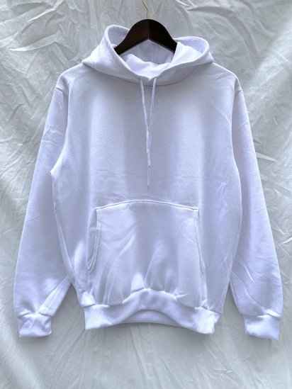 LA SPEEDY Sweat Hoodie Made in USA White SALE!! 6,000 → 4,200 + Tax