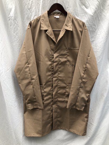 <img class='new_mark_img1' src='https://img.shop-pro.jp/img/new/icons50.gif' style='border:none;display:inline;margin:0px;padding:0px;width:auto;' />Massaua P/C Poplin Work Coat Made in Italy Beige