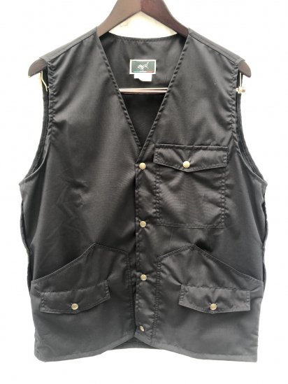 Massaua P/C Poplin Hunting Vest Made in Italy