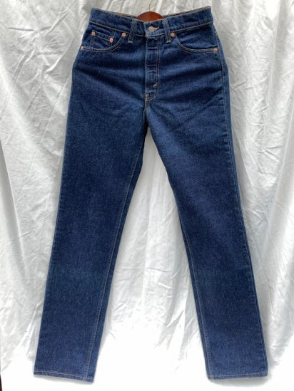 90's Dead Stock Old Levi's 515 Denim Pants Made in USA (SIZE : 29×36)