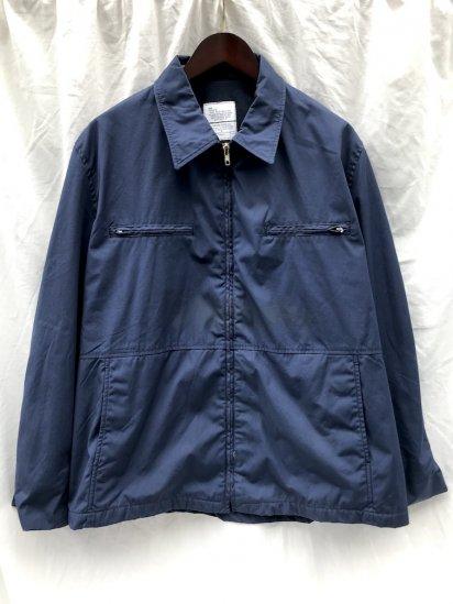 90's Vintage US Navy(U.S.N) Utility Jacket Mint Condition Navy