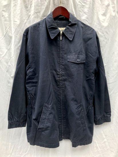 90's Old Eddie Bauer Field Jacket Navy