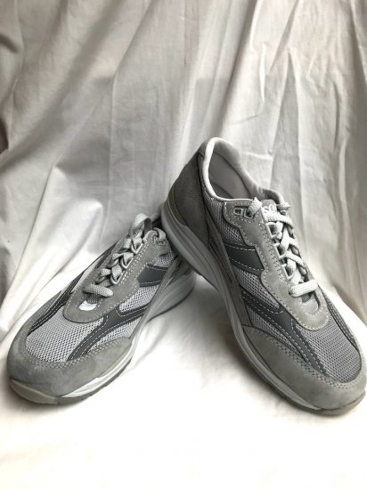 SAS (San Antonio Shoemakers) Journey Mesh MADE IN U.S.A Gray