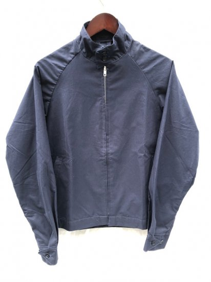 Weather Wise Wear Made in UK Ventile Harrington Jacket