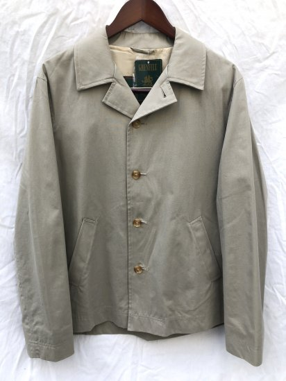 <img class='new_mark_img1' src='https://img.shop-pro.jp/img/new/icons50.gif' style='border:none;display:inline;margin:0px;padding:0px;width:auto;' />90's ~ Vintage Dead Stock GRENFELL Blouson Made in England