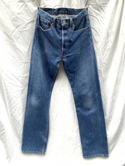 90's Vintage Levi's 501 Denim Pants Made in USA