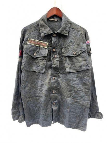 <img class='new_mark_img1' src='https://img.shop-pro.jp/img/new/icons50.gif' style='border:none;display:inline;margin:0px;padding:0px;width:auto;' />British Army Combat Tropical Shirts