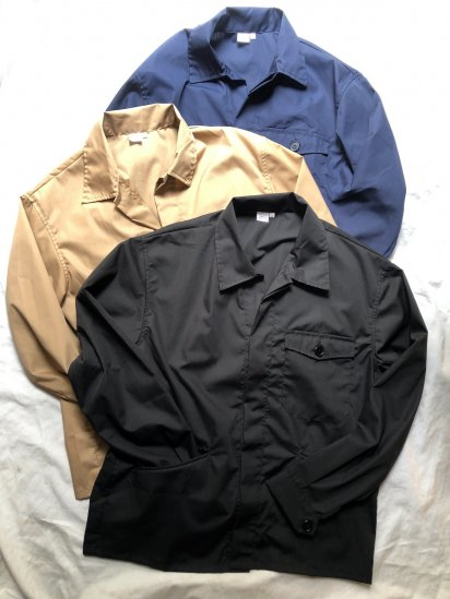 Massaua P/C Poplin Work Blouson Made in Italy